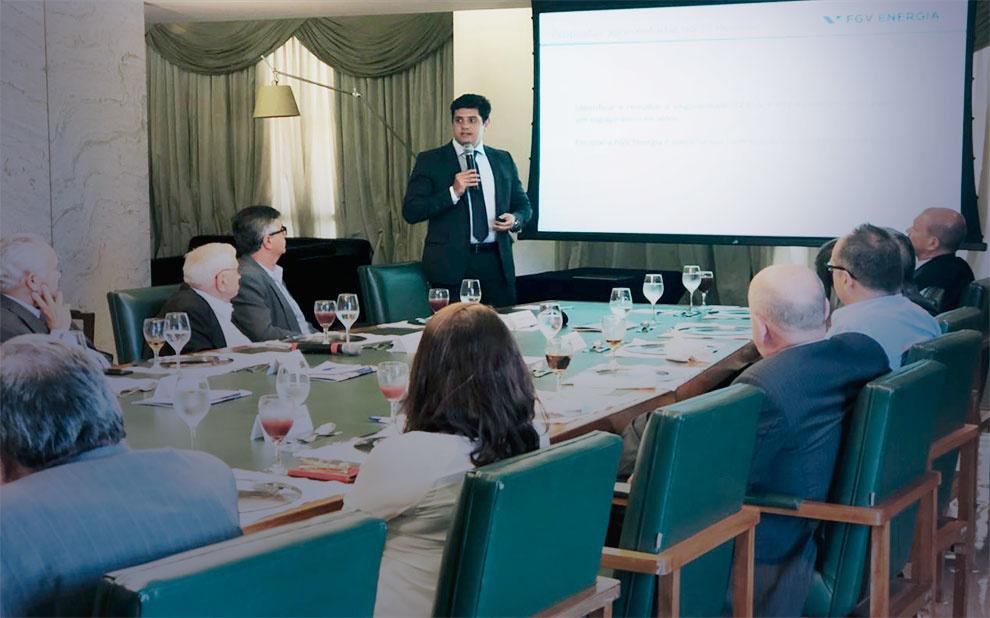 Especialistas do setor energético iniciam sequência de reuniões de 2018 do Conselho Consultivo