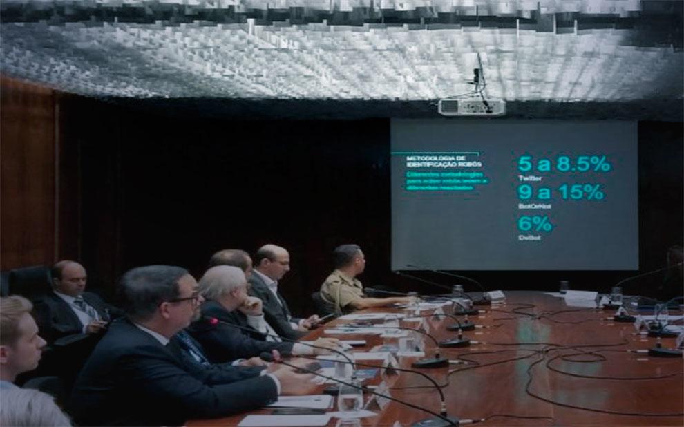 Uso de robôs é debatido em reunião preparatória para a Conferência de Segurança Internacional do Forte de Copacabana