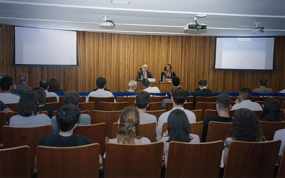 FGV realiza segunda etapa de projeto que discute desafios do Atlântico