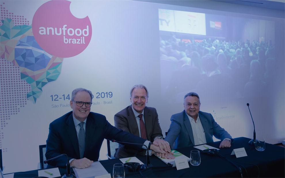 FGV Projetos e Koelnmesse anunciam realização de feira internacional do setor de alimentos e bebidas em 2019