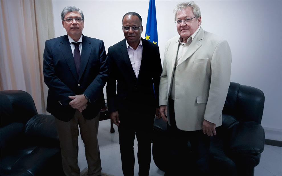 FGV participa de programa de recrutamento e formação de gestores em Cabo Verde