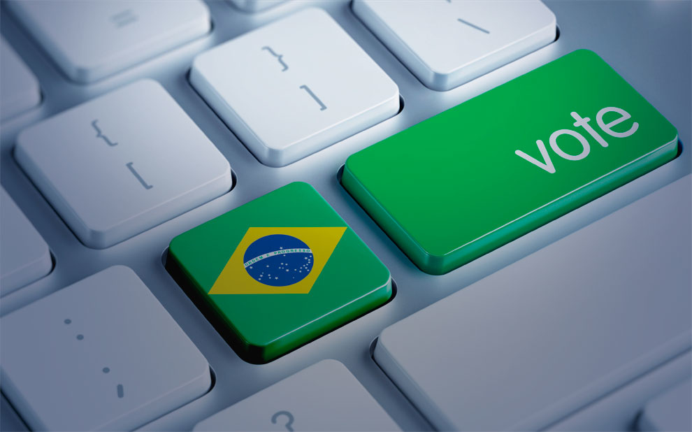 Research evaluates future relationship between the Internet and elections in Brazil