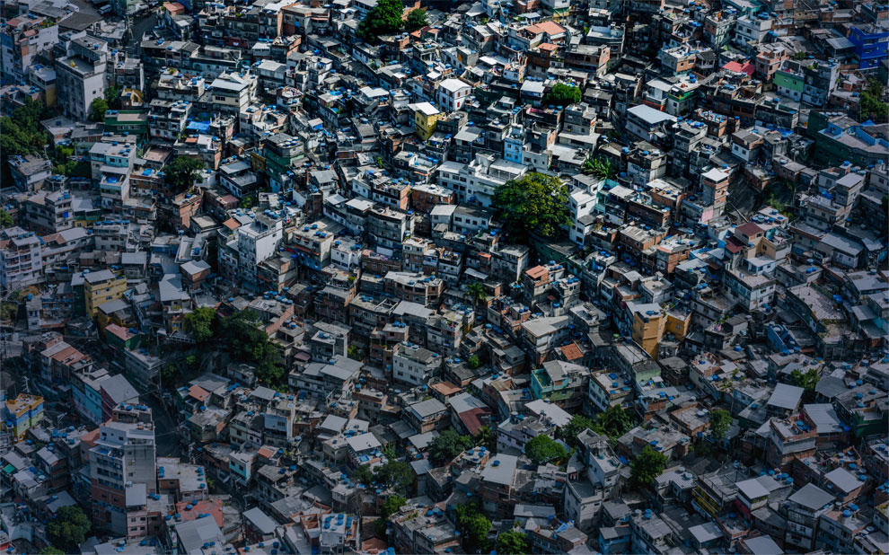 Pioneer project compiles information on favelas in Rio de Janeiro