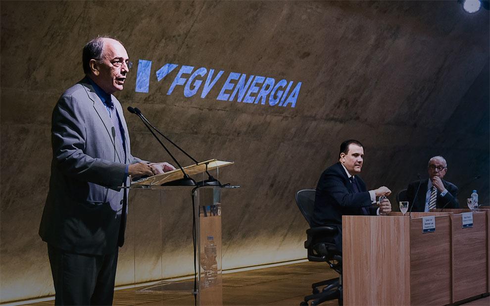 Pedro Parente fala sobre desafios e perspectivas no setor de óleo e gás na FGV