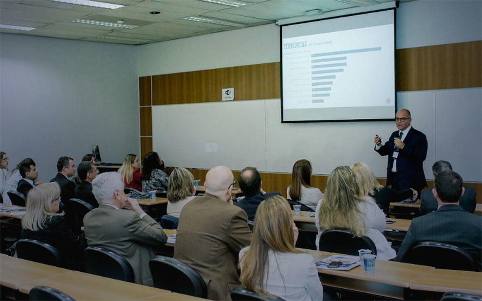 Desafios e inovações em Recursos Humanos marcam reuniões de gestores de RH na FGV