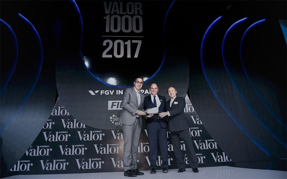 Evento premia melhores empresas do país