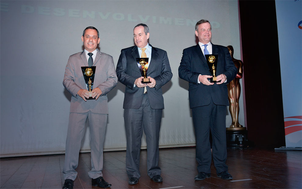 FGV Energy awarded in R&D category