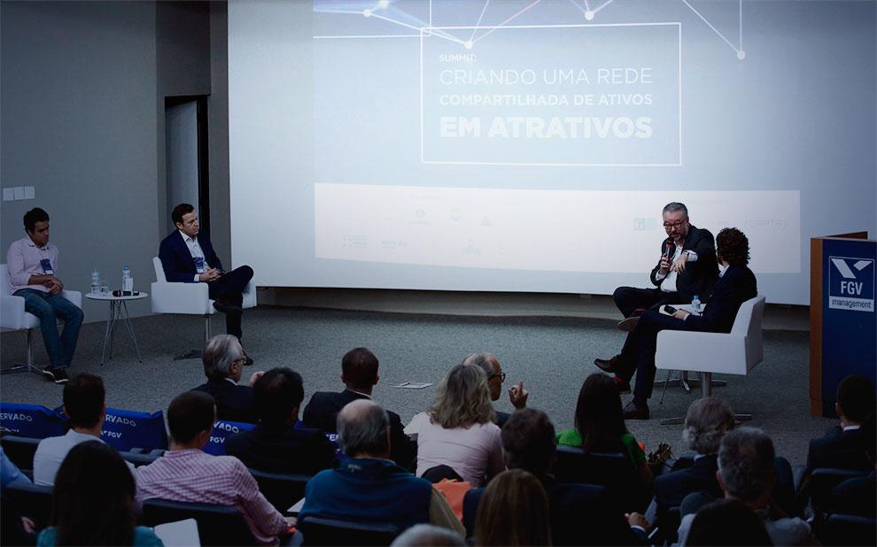 Educação Executiva daFGV reúne CEOs para debate sobre economia compartilhada