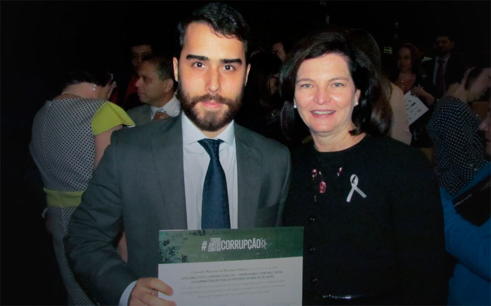 Research on data analytics and public procurement is awarded by Public Prosecutor's Office
