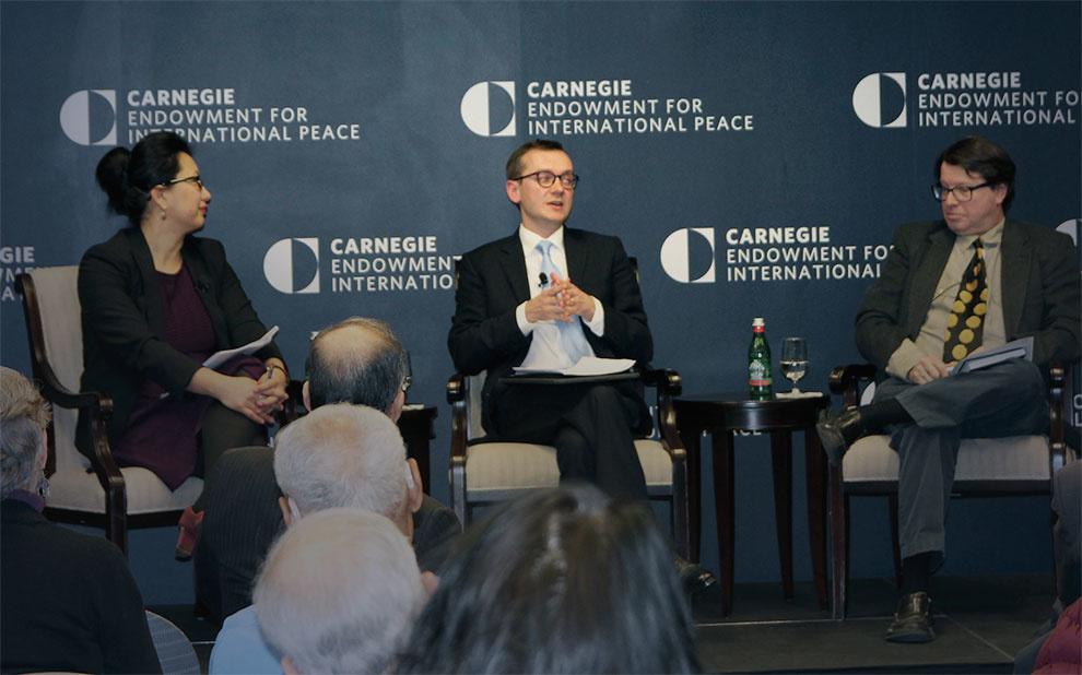 Think Tank dos EUA promove debate sobre estratégia nuclear