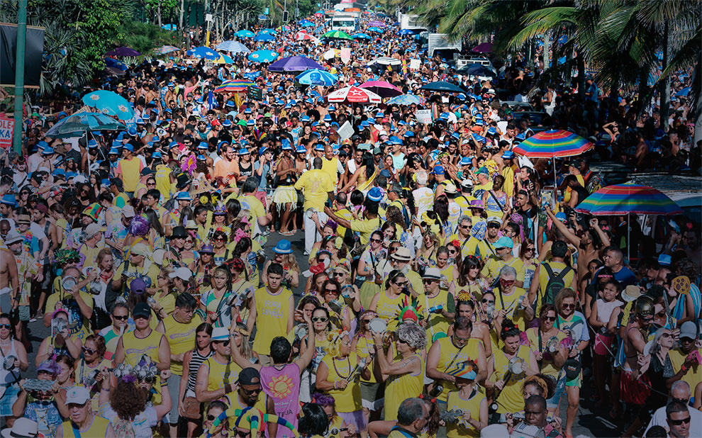 Carnival in Brazil is more expensive this year