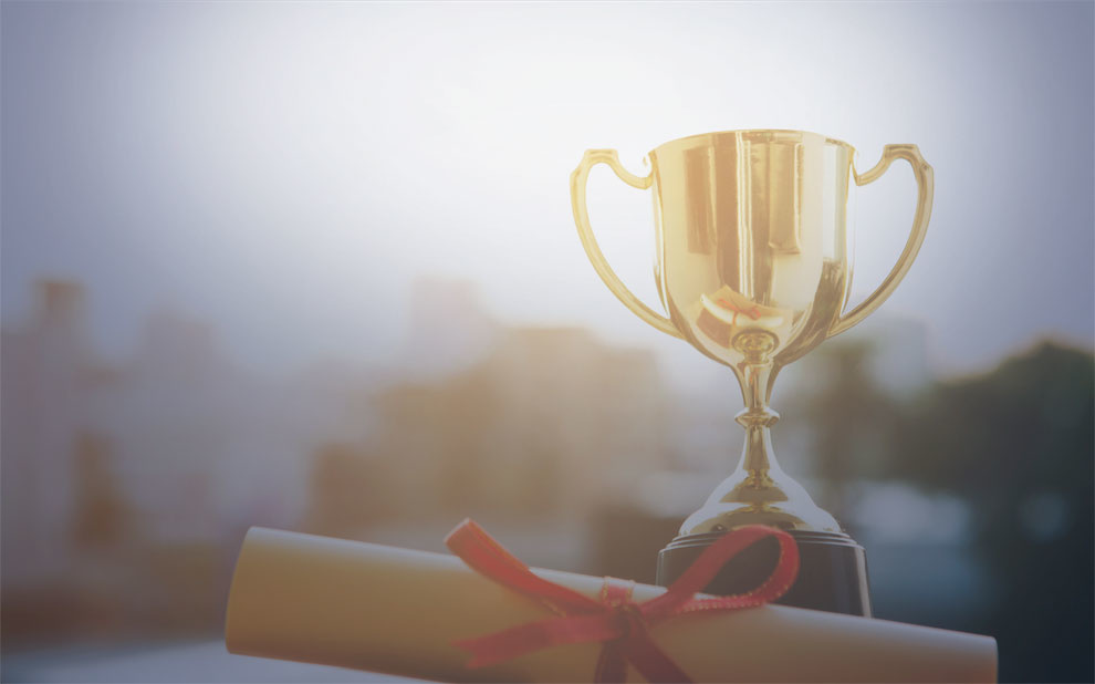 FGV and affiliate partner graduate program receives recognition