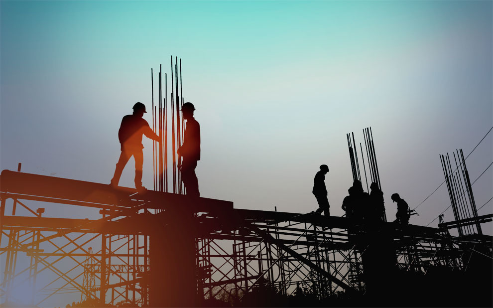 Confiança da Construção tem ligeira alta e retorna ao nível de setembro de 2016