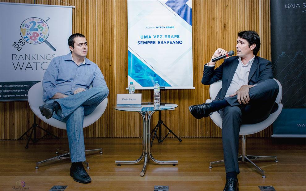 Evento do Startup Club FGV gera interação online com o público
