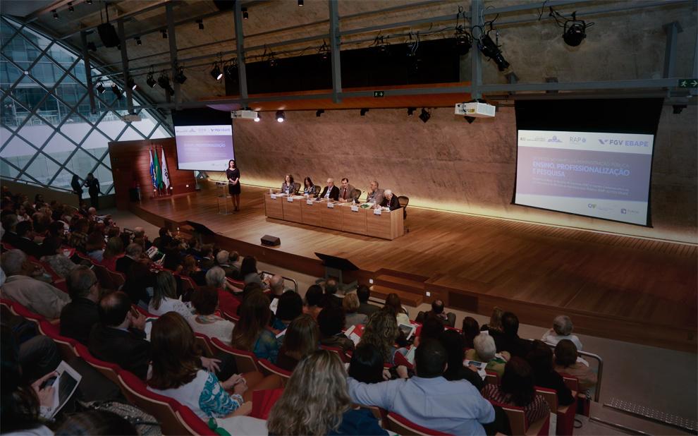 Conferência debate principais desafios da Administração Pública no âmbito do 50 aniversário da Revista de Administração Pública
