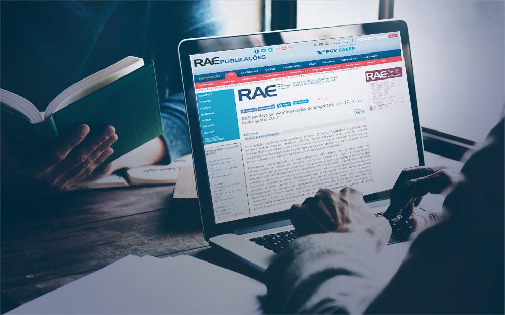 RAE investe na transformação digital e passa a ser publicada exclusivamente online