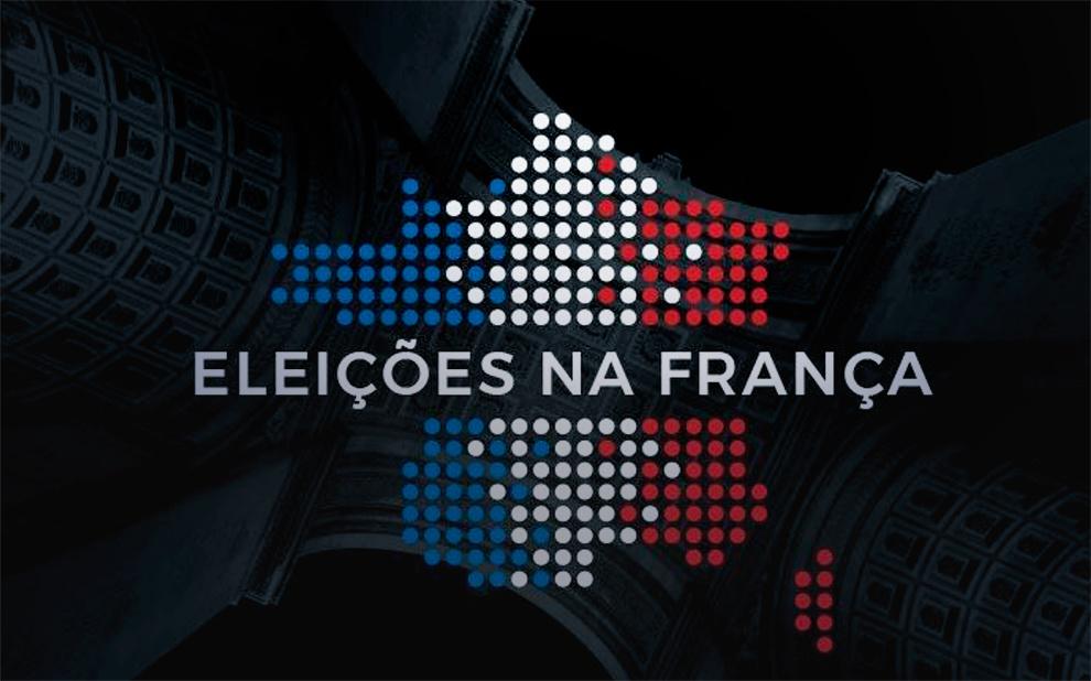 DAPP analisa debate eleitoral no Twitter sobre a disputa entre Macron e Le Pen na França