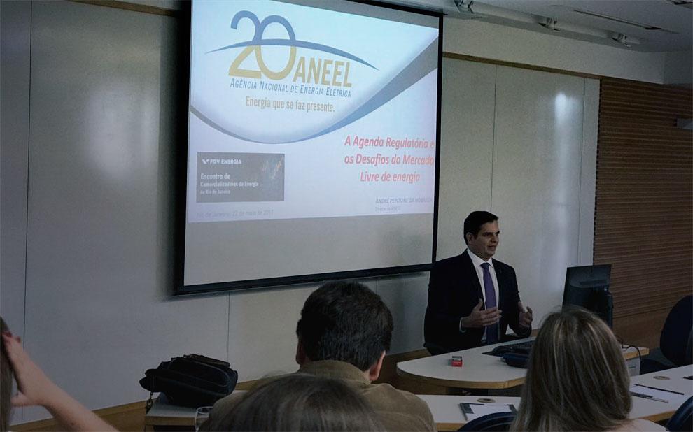 FGV Energia sedia terceiro encontro de comercializadores de energia do Rio de Janeiro