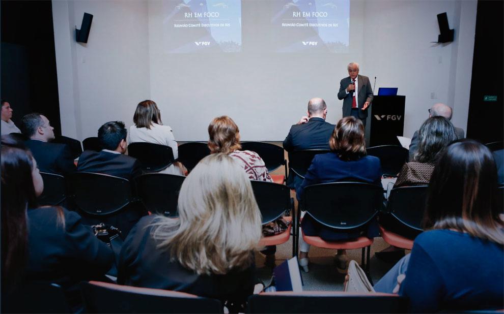 Projeto RH em Foco reúne principais gestores do país na FGV