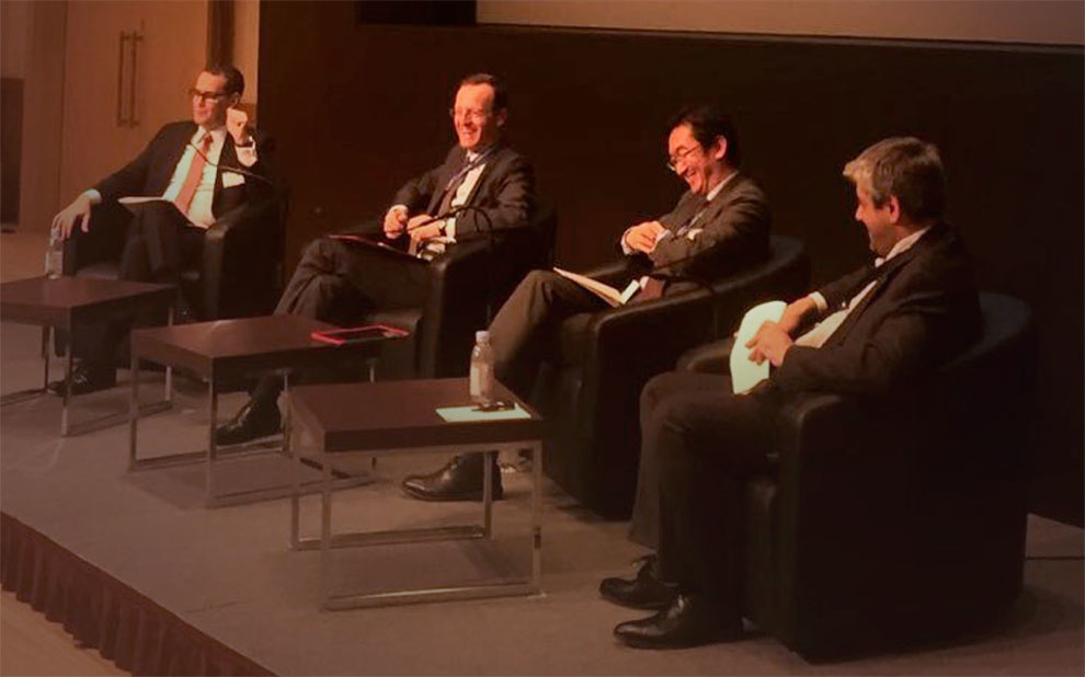 FGV and leading global think tanks meet in Japan