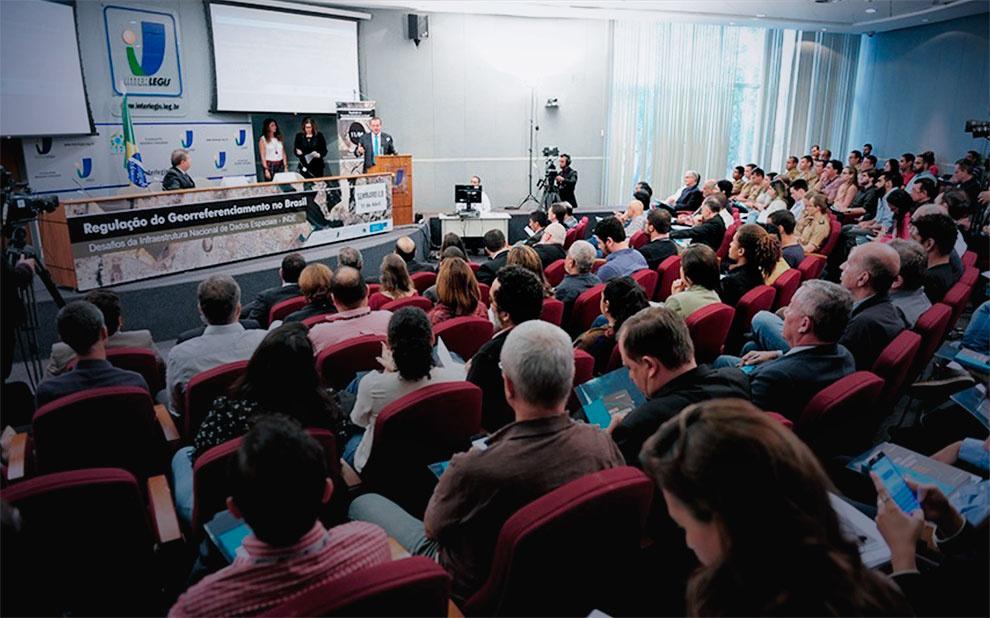 Criação de Agência Nacional de Dados Espaciais é tema de debate em Brasília