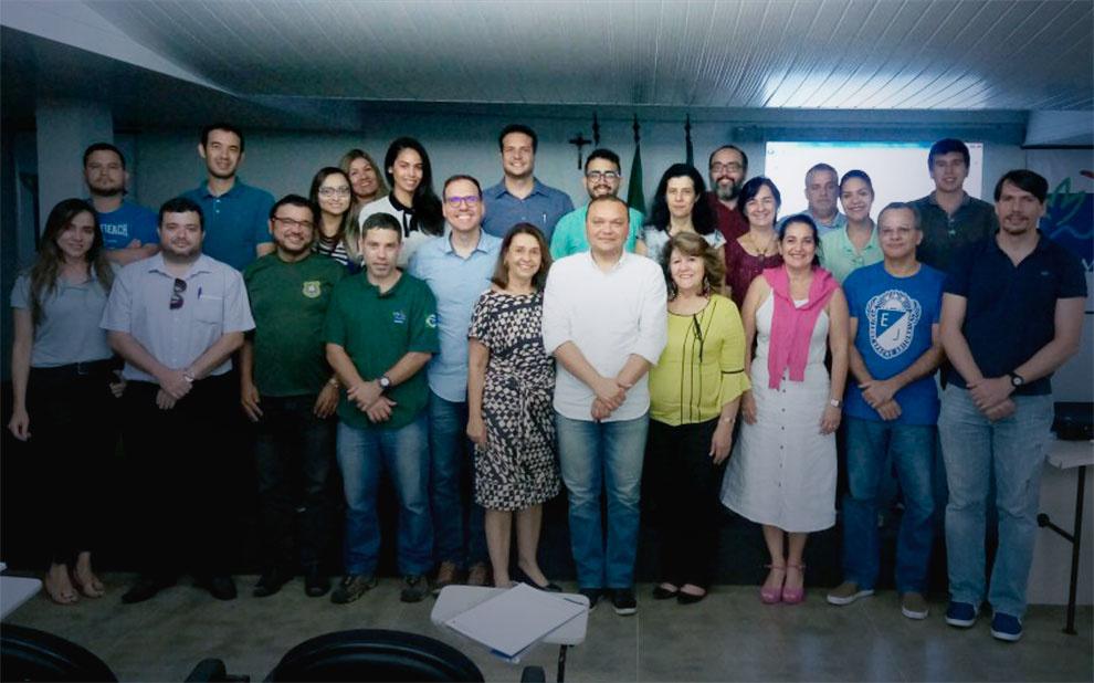 FGV in Company realiza cerimônia de abertura de turma para o Ibama