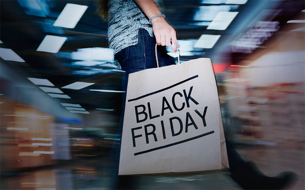 Empresas apostam na Black Friday para incrementar vendas de fim de ano