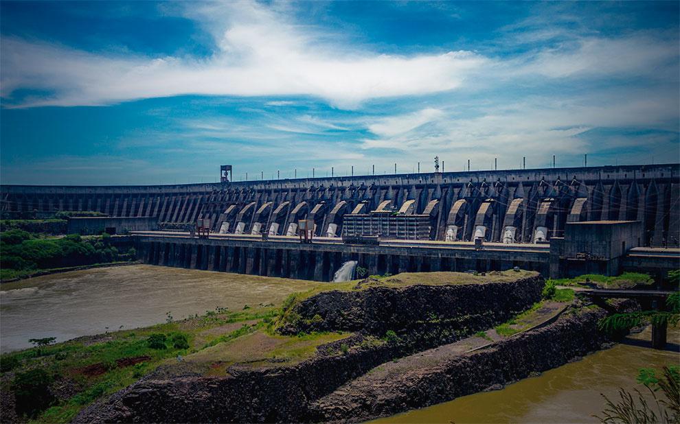 Presidente de Itaipu palestra sobre mercado de geração de energia hidrelétrica