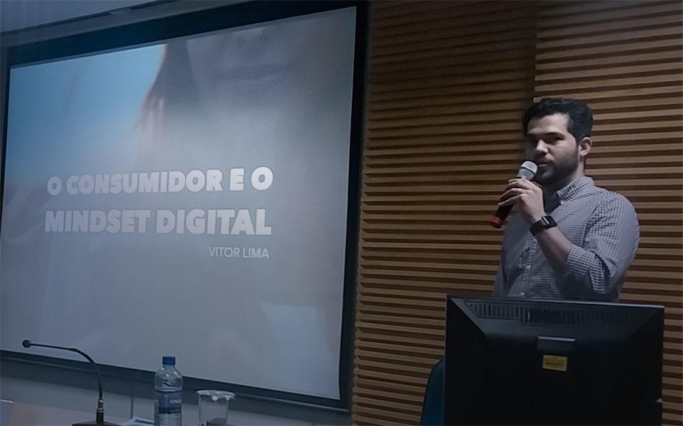 Evento discute comportamento do consumidor na era digital