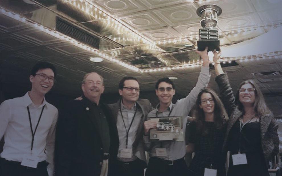 Retrospectiva 2017: EAESP vence competição internacional de logística e supply chain