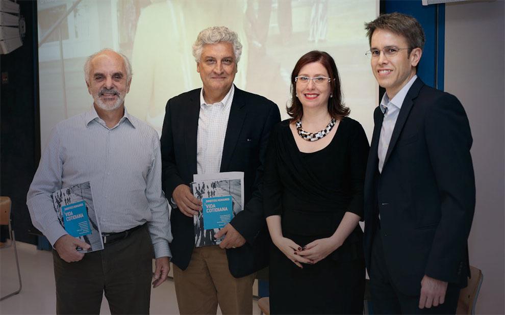 Lançamento de livro debate a importância sobre Direitos Humanos