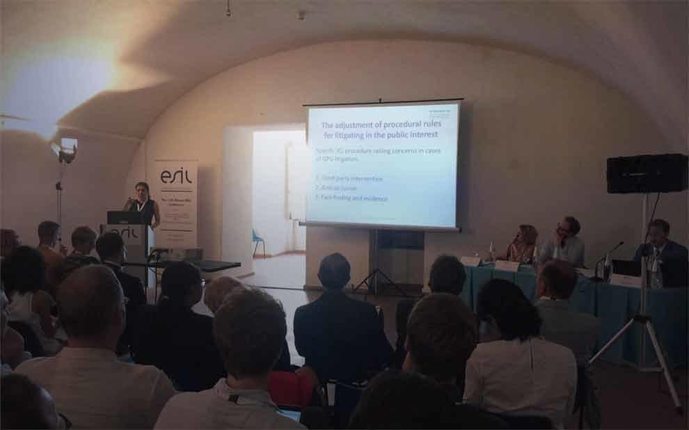 Conferência discute expansão de regras de procedimento da Corte Internacional de Justiça