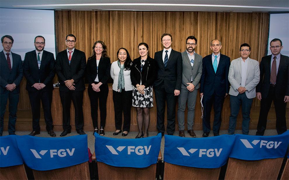 Workshop realizado no Rio fortalece parceria na área de Direito