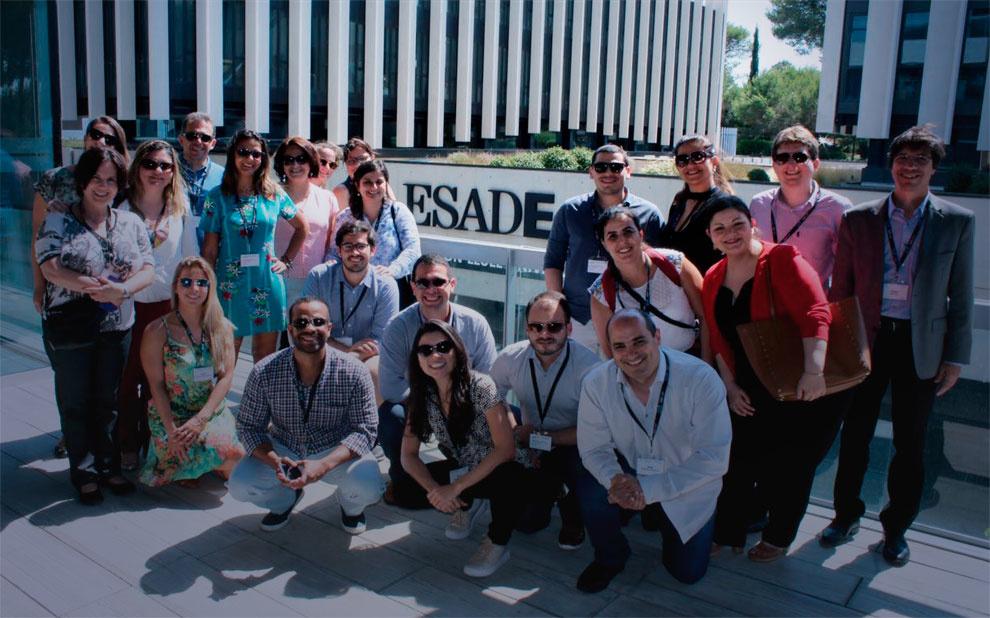 Alunos dos Mestrados Profissionais da EBAPE participam de módulo internacional na Espanha