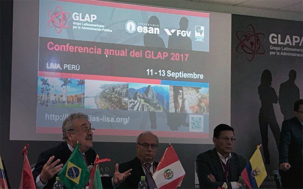 FGV organiza Conferência Anual GLAP 2017