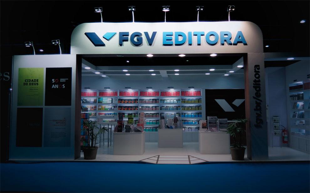 Bienal do Livro: FGV marca presença no maior evento literário do país