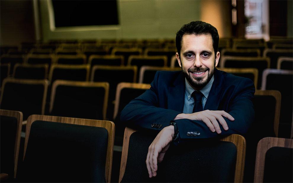 Professor da FGV é premiado pela Fundação Bunge